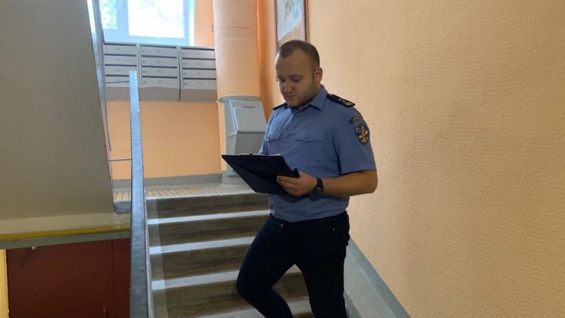По требованию Госжилинспекции устранили нарушение в содержании дома Люберец