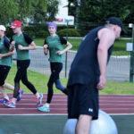Подмосковные волейболистки начинают подготовку к новому сезону