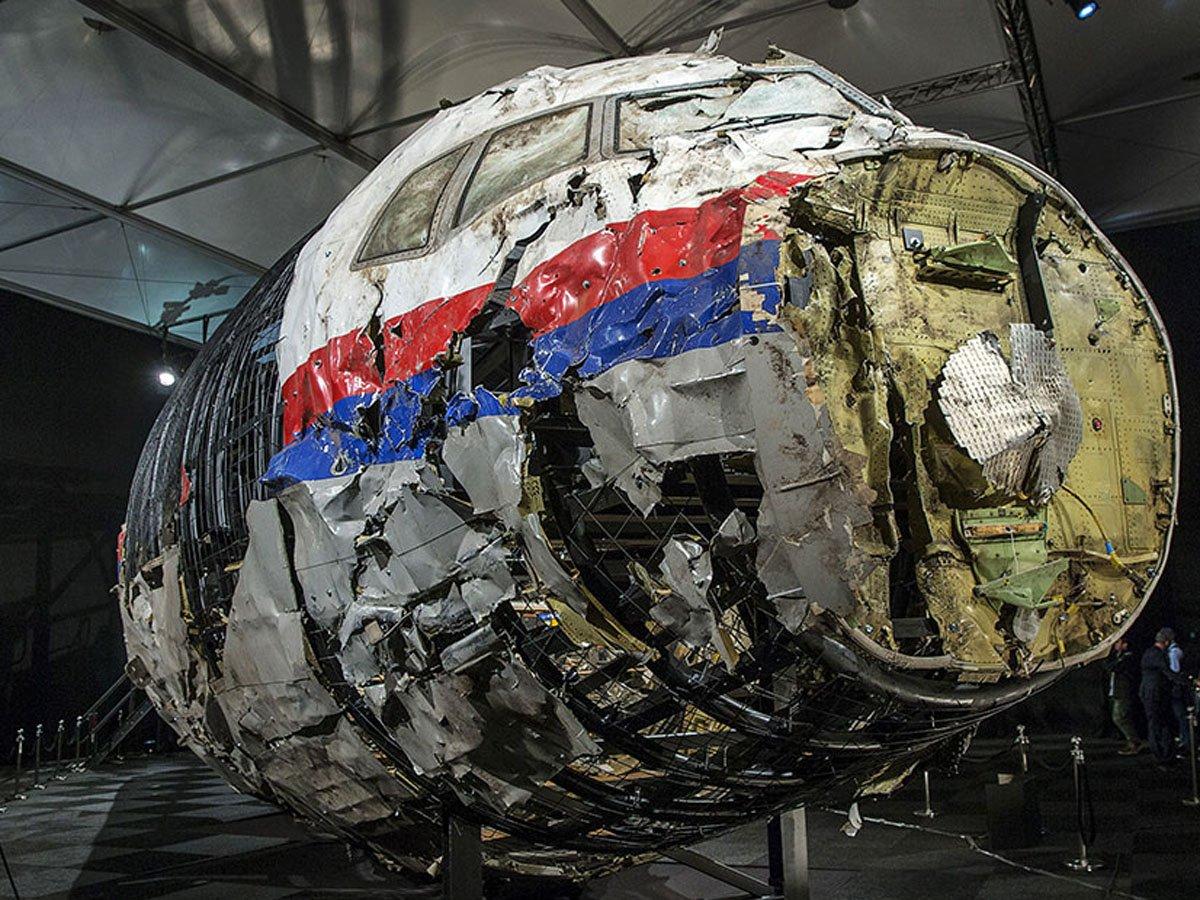 Подозреваемых по делу MH17 вызвали в суд в Нидерландах 31 августа