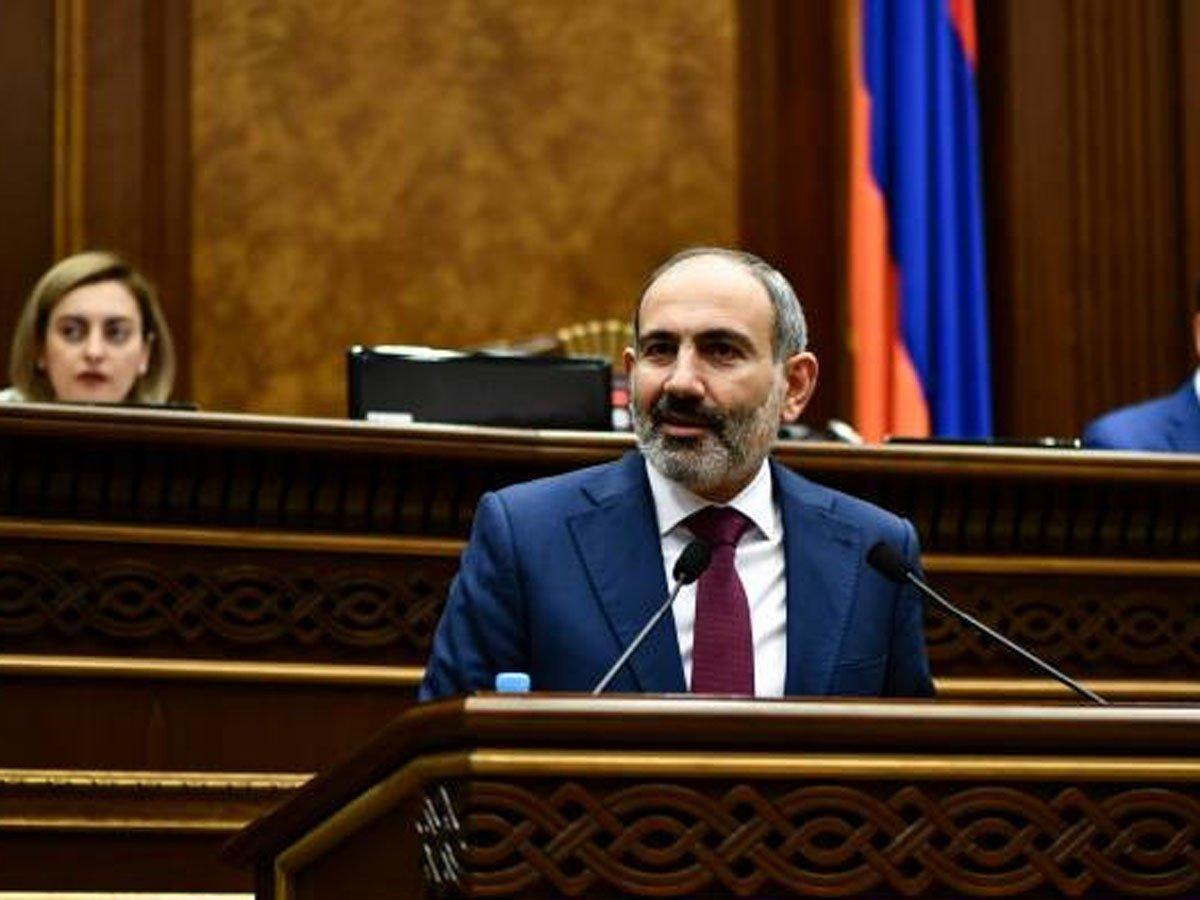 Пашинян опроверг слова Симоньян