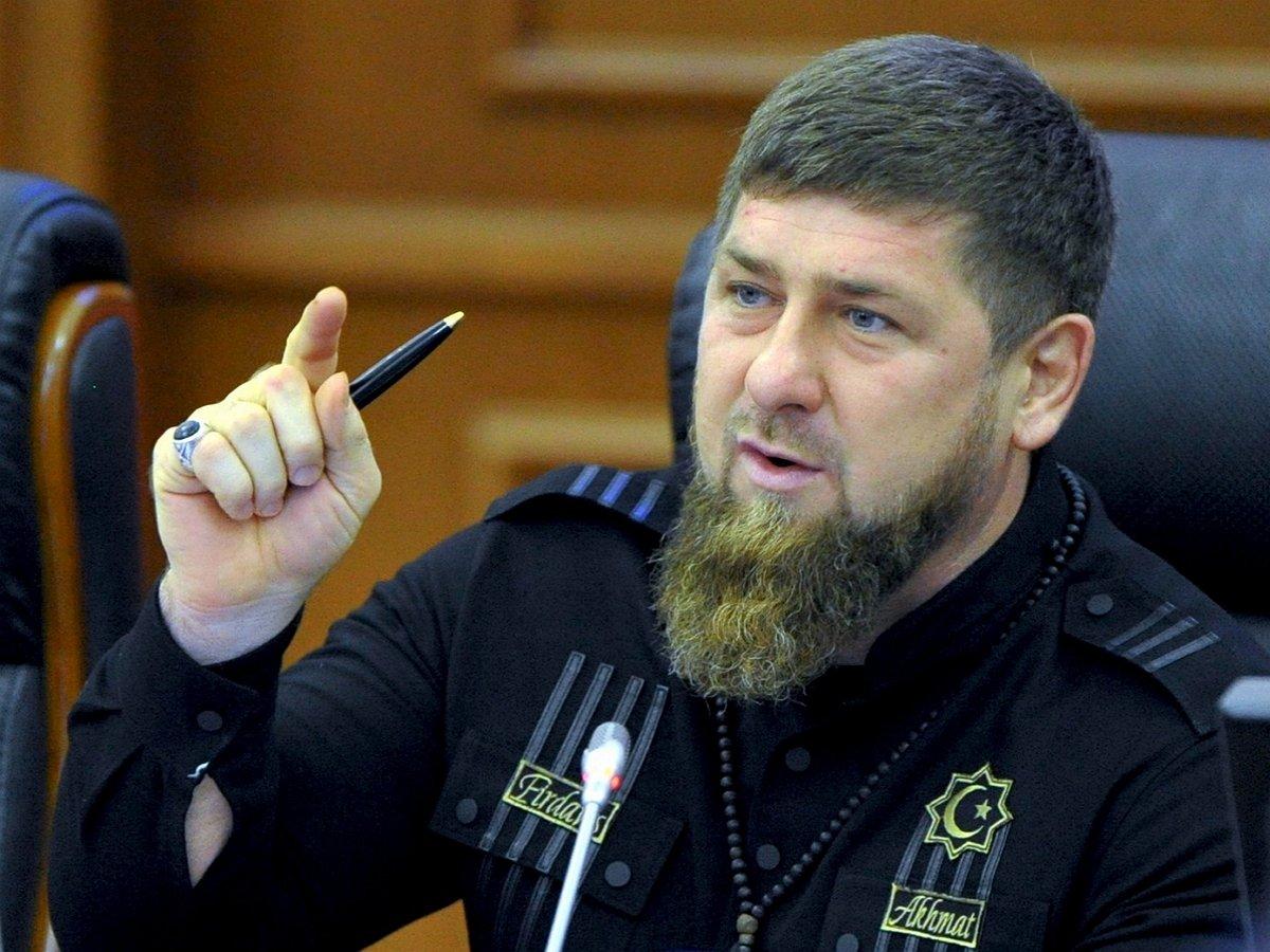 """""""Придется ответить передо мной"""": Кадыров потребовал от Зеленского извинений"""