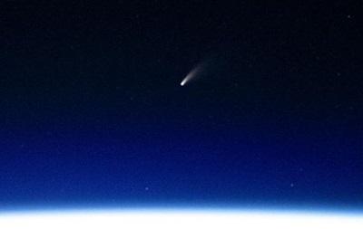 Самая яркая комета за последние семь лет максимально приблизится к Земле