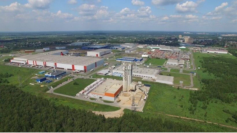 Складской комплекс компании «Доктор Тайсс» в Подмосковье откроют до конца года