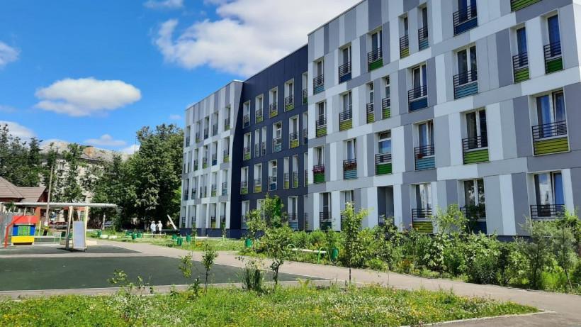 Совещание по вопросам расселения аварийного жилья прошло в Минстрое Подмосковья