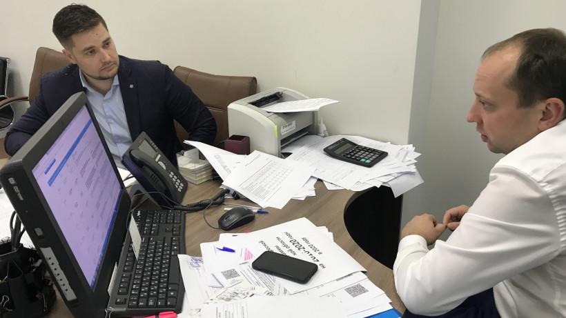 Начальник управления программ ликвидации аварийного жилья Министерства строительного комплекса Московской области Константин Лапин