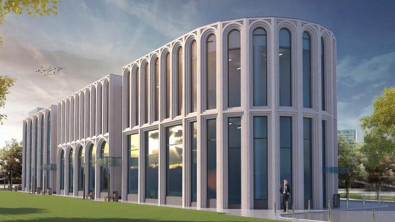 Современный выставочный центр с панорамным видом появится в Одинцовском округе