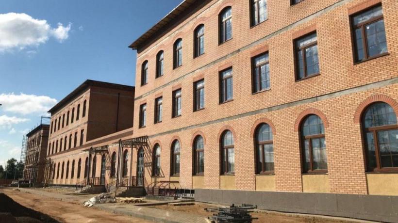 Строительство новой школы в Химках