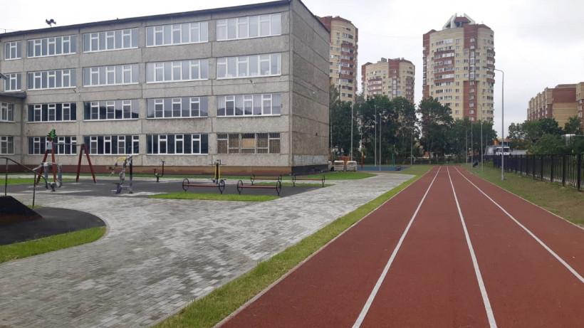 Строительство учебного корпуса на 100 мест в Электростали завершится в августе