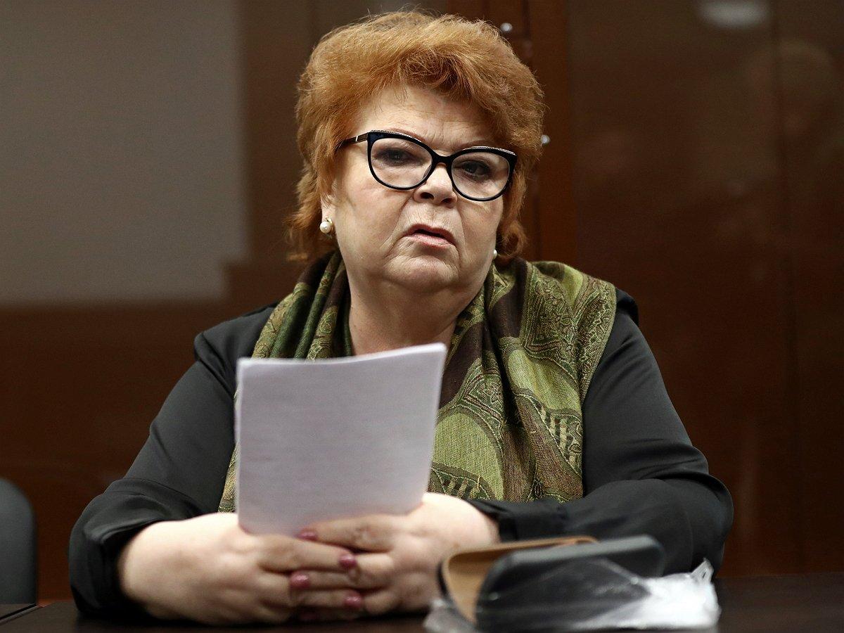 Суд освободил экс-главбуха «Седьмой студии» Нину Масляеву от наказания