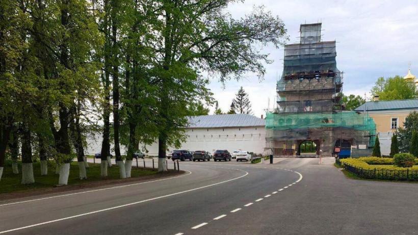Свыше 1,2 тыс. участков дорог отремонтировали в Подмосковье