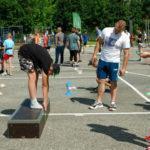 Участников испытаний ГТО в Орехово-Зуево наградил паралимпиец Алексей Обыденнов
