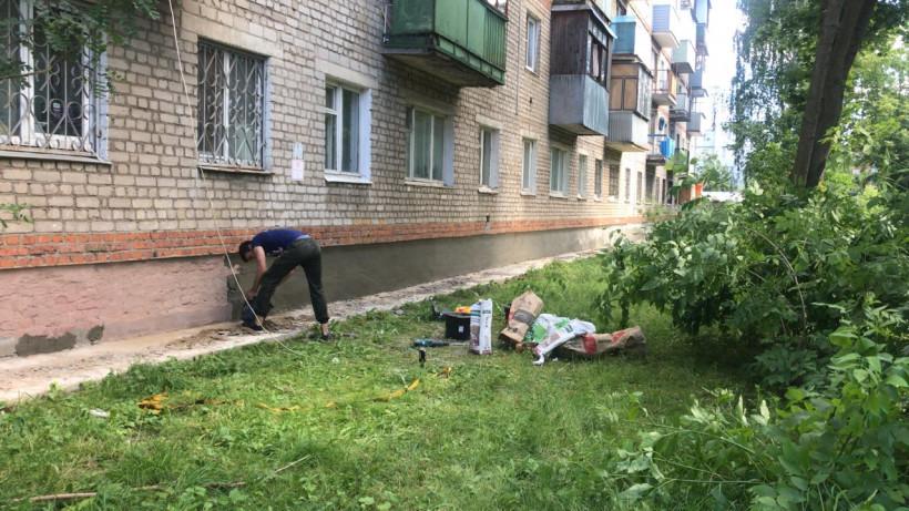 Управляющую компанию обязали отремонтировать цоколь дома в Орехово-Зуевском округе