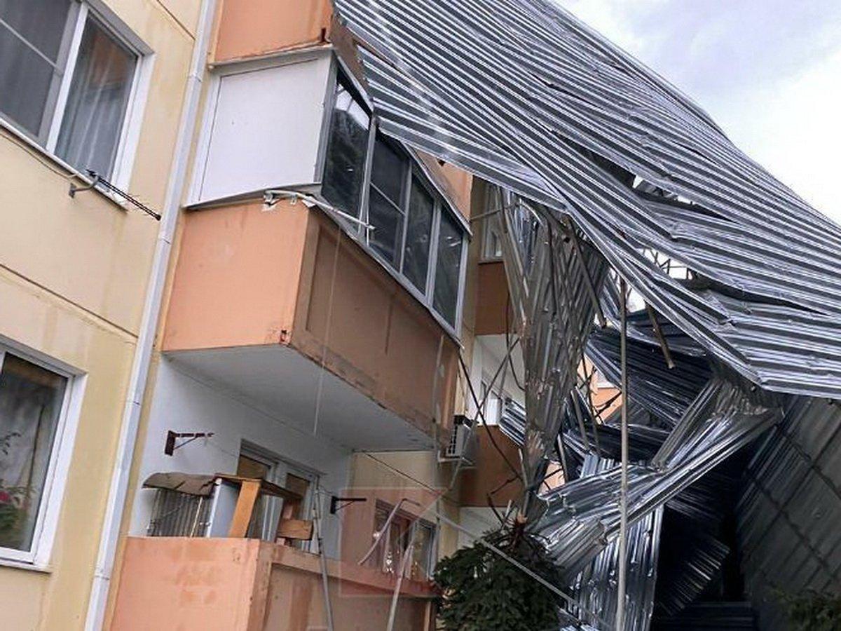 Ураган в Краснодарском крае