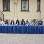 В Башмет-центре состоялась пресс-конференция VI Международного музыкального фестиваля П.И. Чайковского