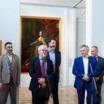 В Государственном историческом музее открылась выставка картин Фёдора Рокотова