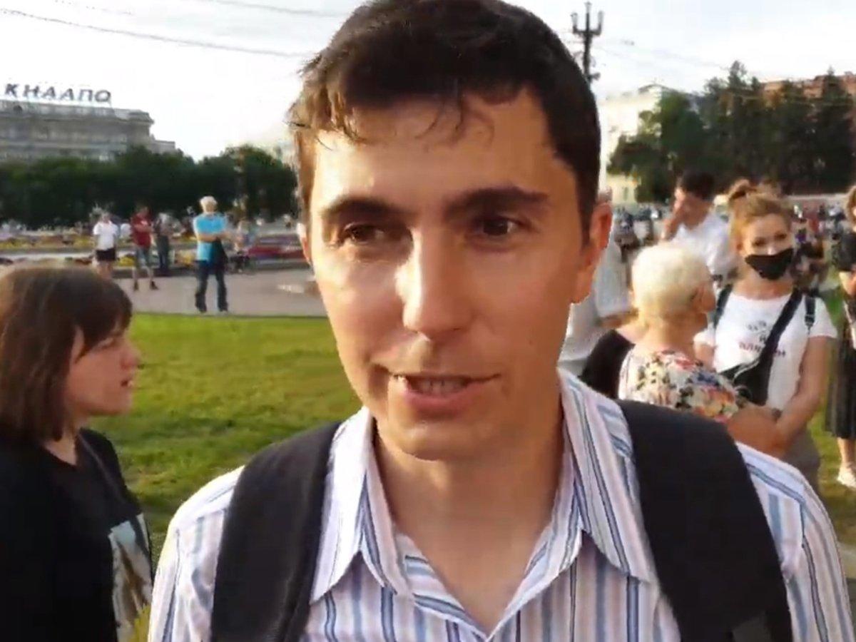 Отчаянные навальнисты всеми силами пытаются продлить протесты в Хабаровске – уже и своих бьют