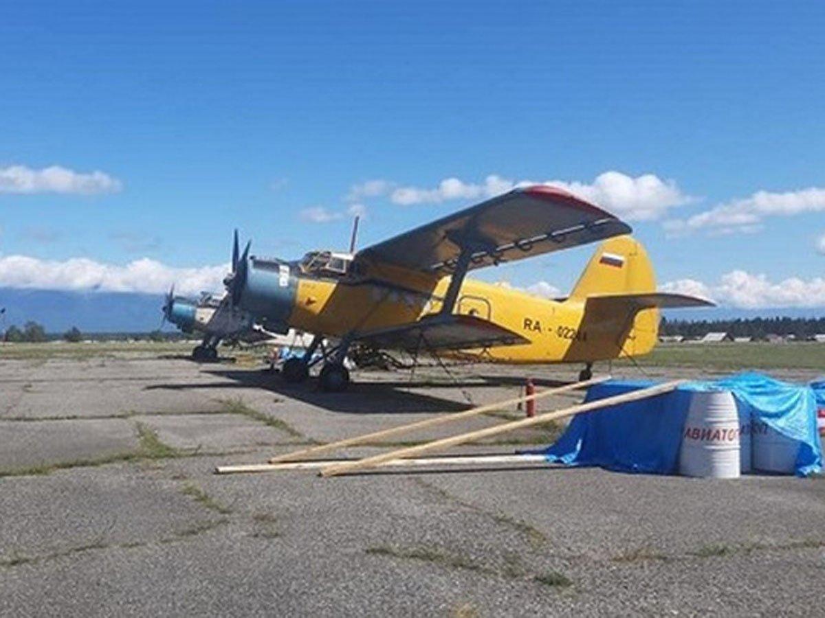 В Иркутской области нашли не тот Ан-2