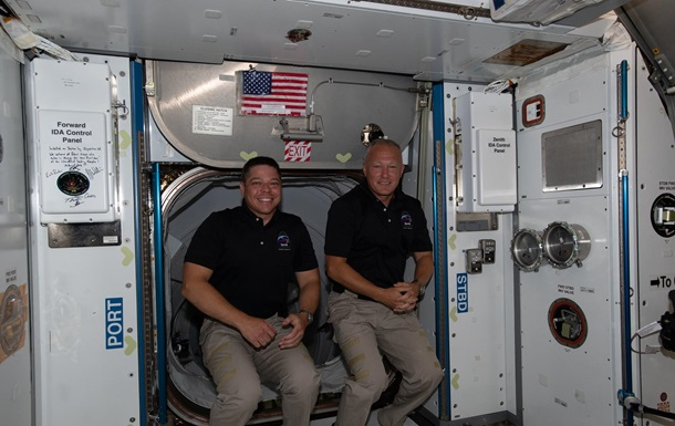 В NASA назвали дату возвращения корабля Crew Dragon на Землю