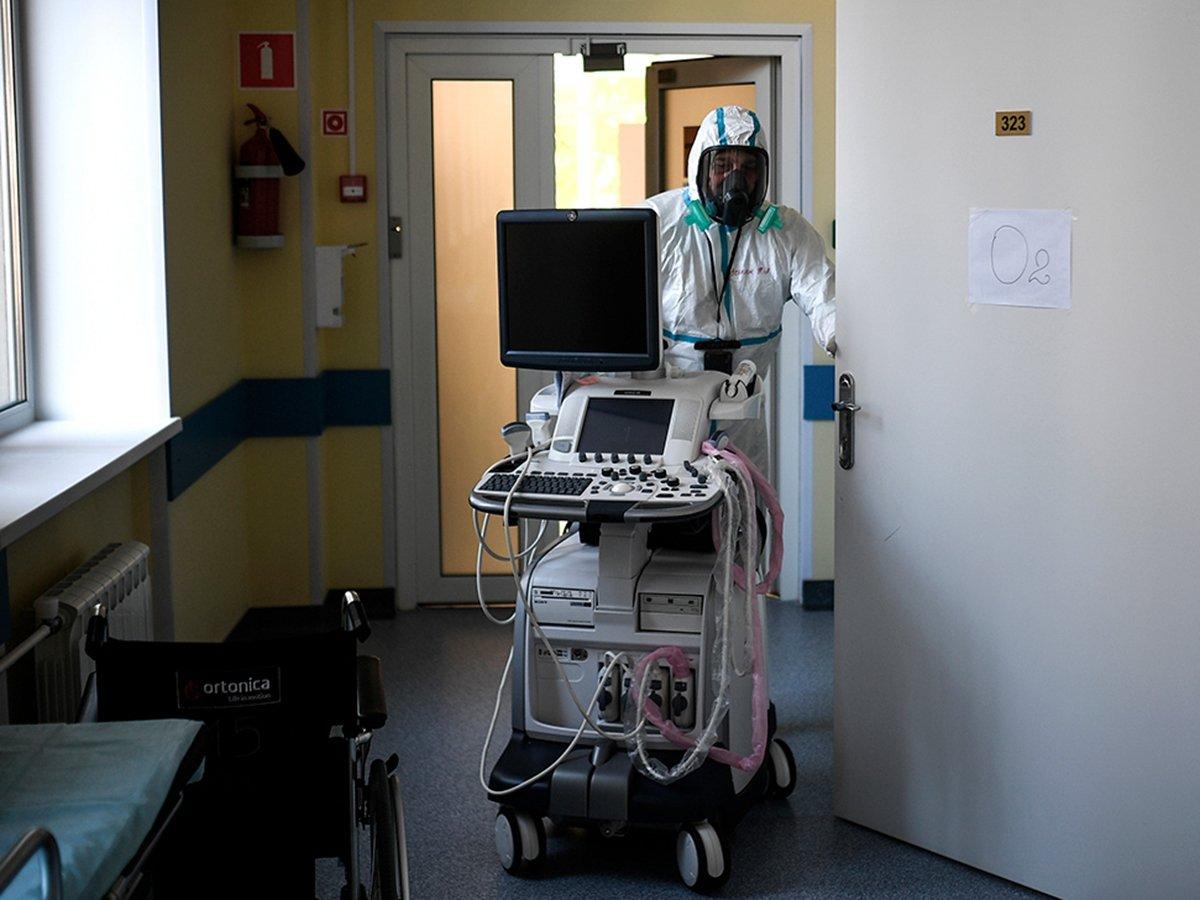 В России еще 5635 человек заразились коронавирусом
