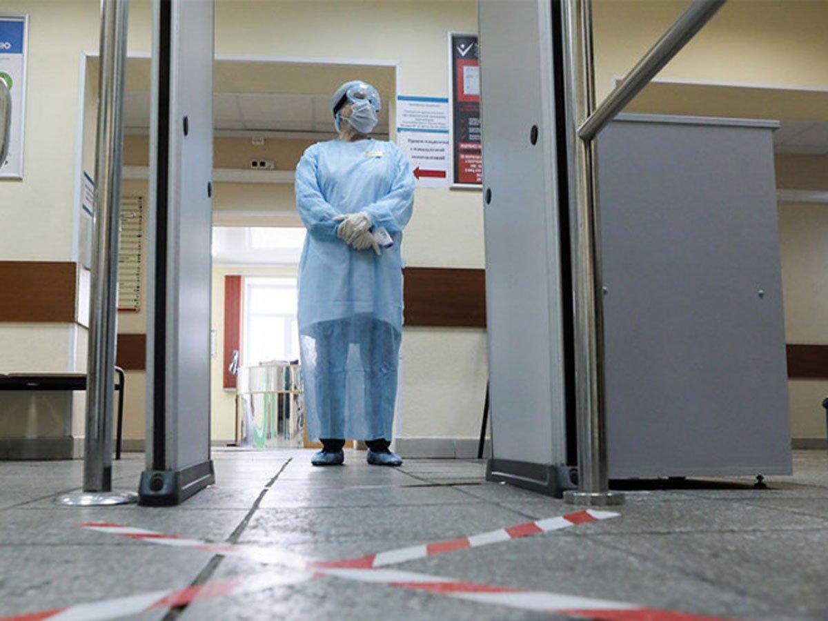 В России выявили 5475 новых случаев заражения коронавирусом за сутки