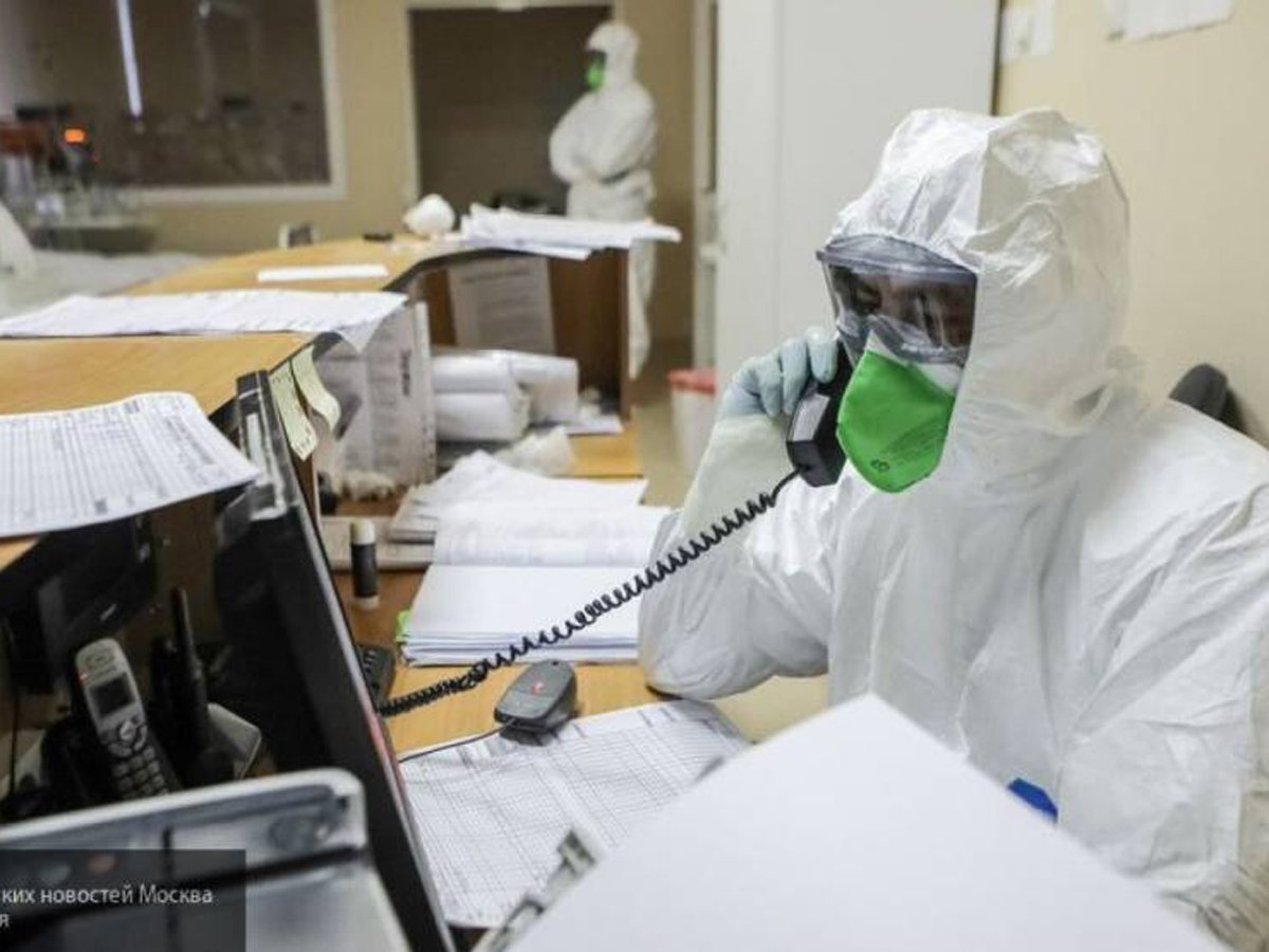 В России выявили 5871 новый случай COVID-19 за сутки