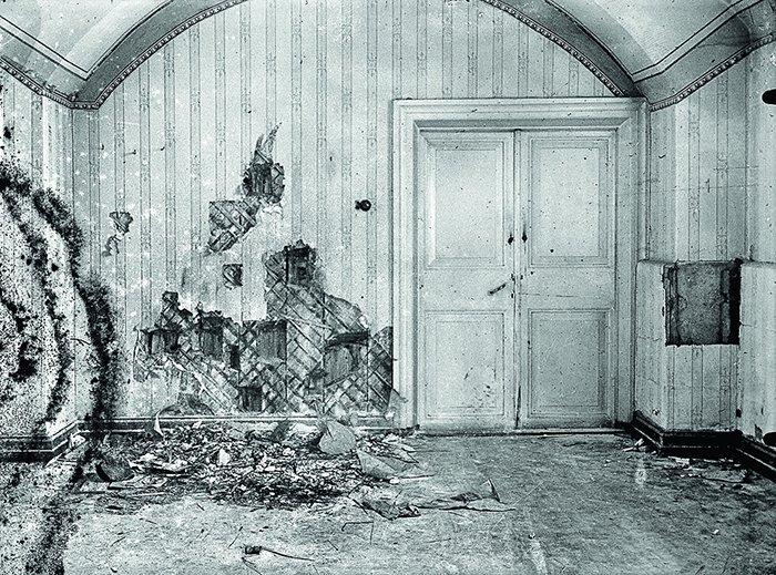 Комната где убили царскую семью
