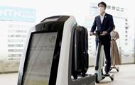 В Токио создали роботов-дезинфекторов для вокзалов