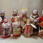 Виртуальная выставка «Куклы-обереги»