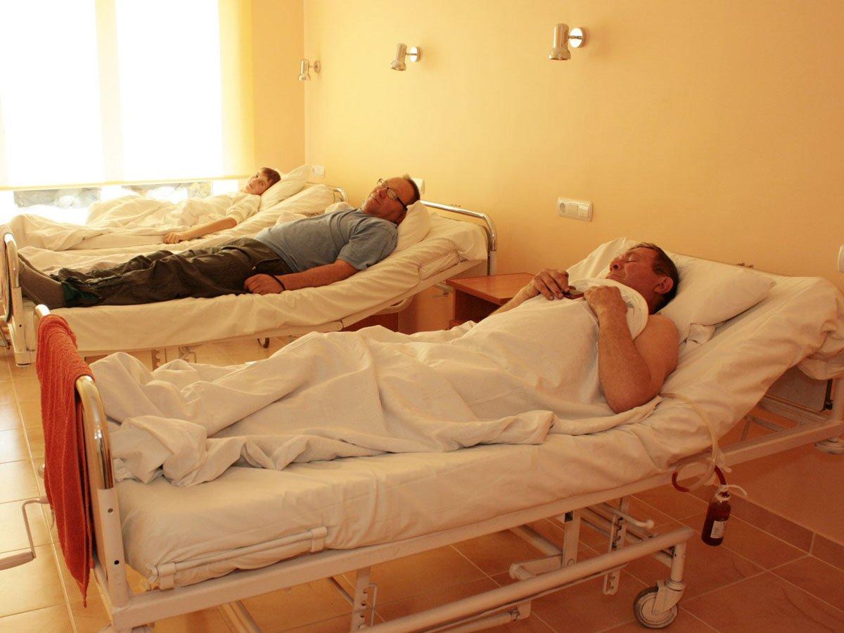 на российском курорте вспышка инфекции