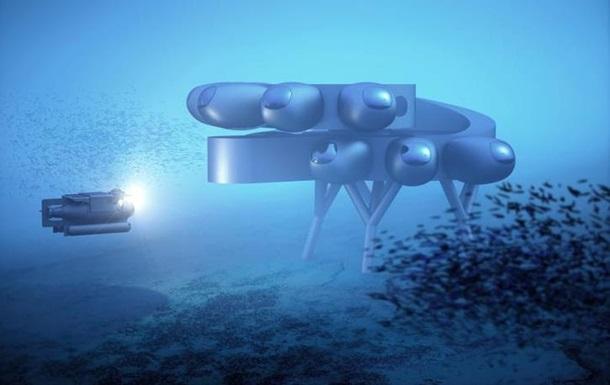 Внук Кусто предложил построить аналог МКС на дне моря