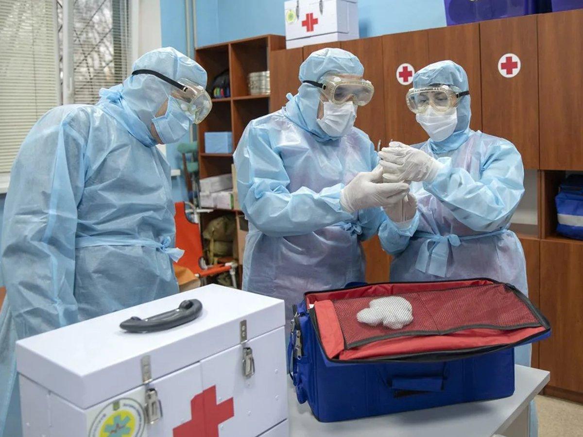 Во Владимирской области зафиксировано повторное заражение медика COVID-19