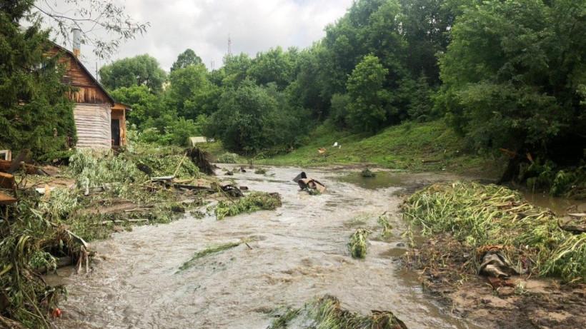 Все подтопления в Рузском округе планируют ликвидировать в течение суток
