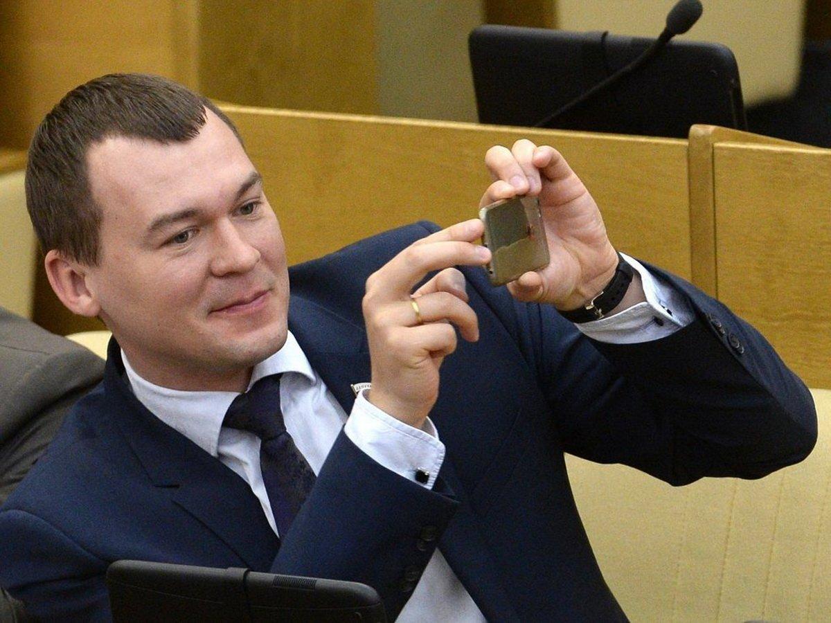 «Вы не нужны Хабаровскому краю»: Сеть взбунтовалась против назначения Михаила Дегтярева врио губернатора
