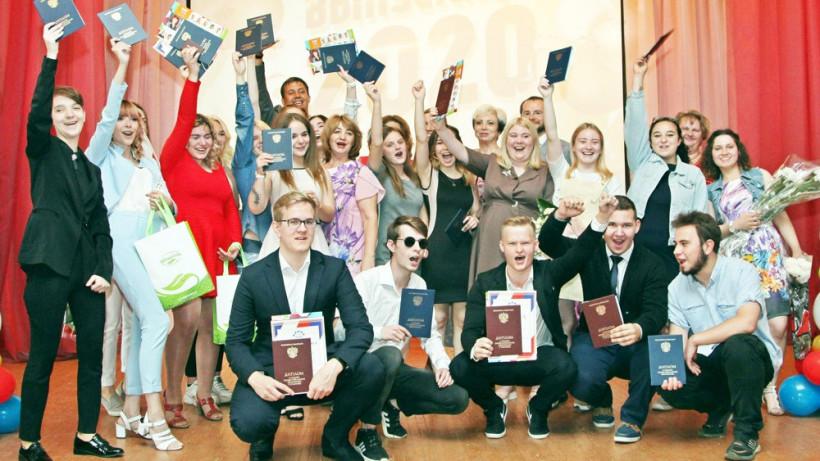 Выпускники колледжа в Электростали получили дипломы по специальности «Овощевод закрытого грунта»