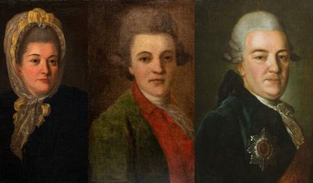 Выставка «Фёдор Рокотов. Собрание Исторического музея»