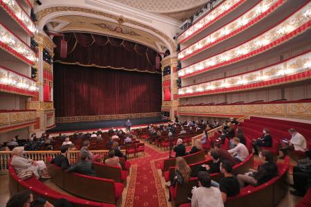 Александринский театр начинает свой 265-й сезон