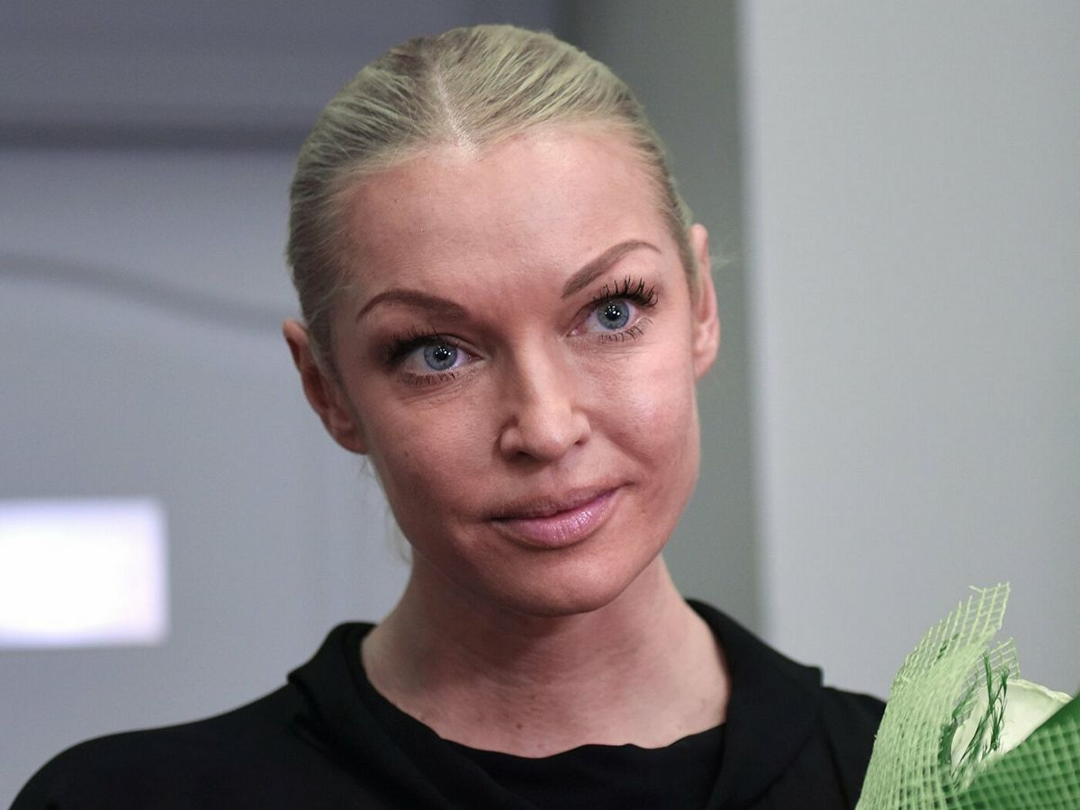 Анастасия Волочкова заявила о своем месте в истории