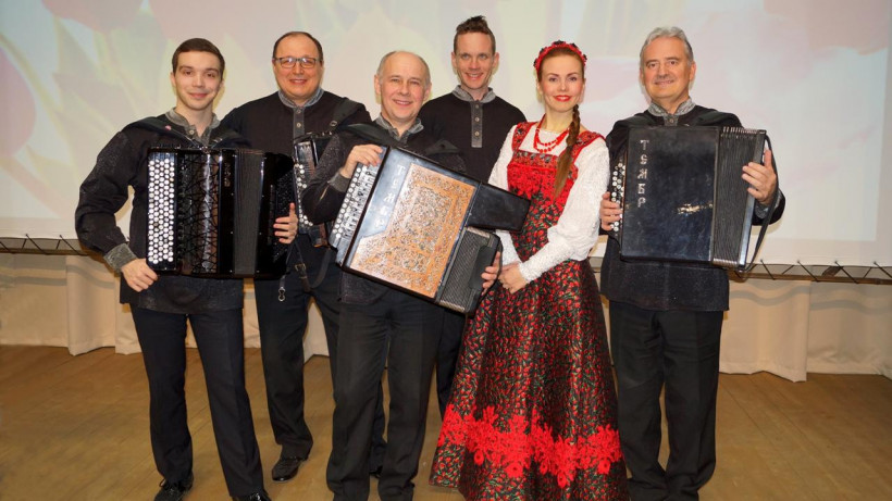 Ансамбль Московской областной филармонии выступит на празднике «Яблочный Спас» в Коломне