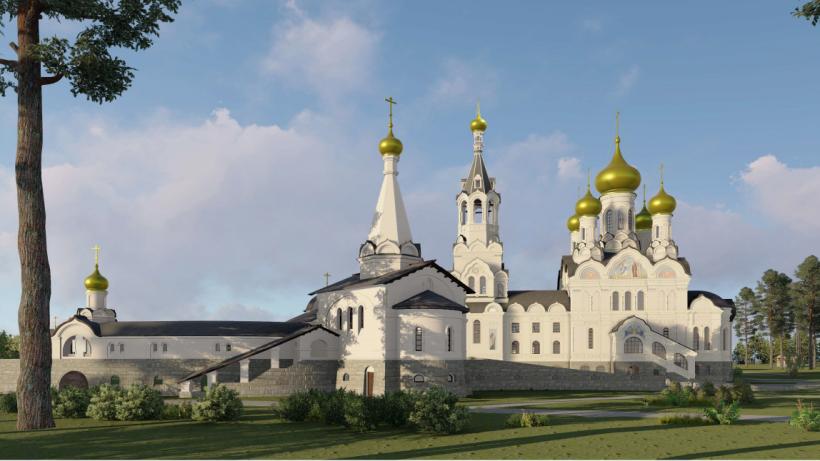 Архкомиссия Московской области одобрила проект храма рядом с Клязьминским водохранилищем