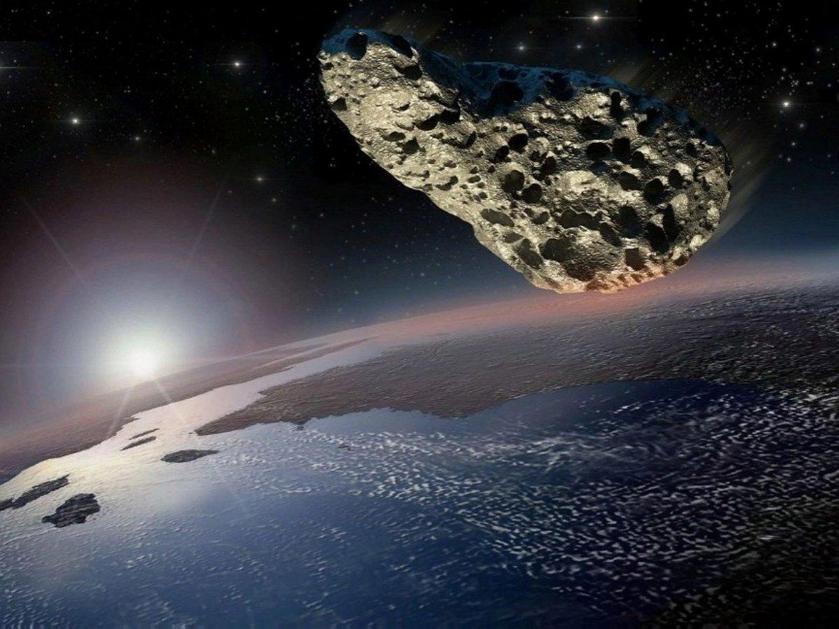 Астероид размером с высотку пролетит близко от Земли 1 сентября
