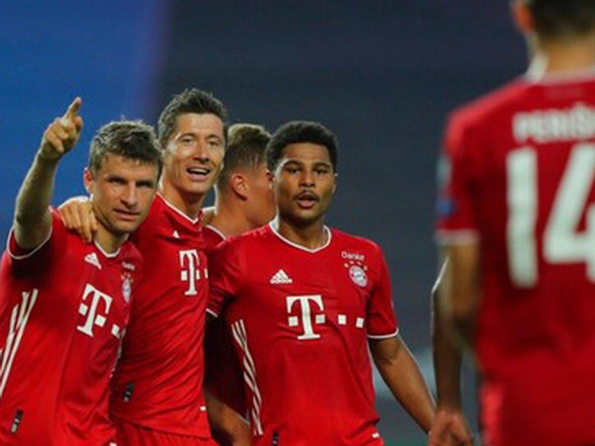«Бавария» стала победителем Лиги чемпионов, обыграв в финале «ПСЖ»