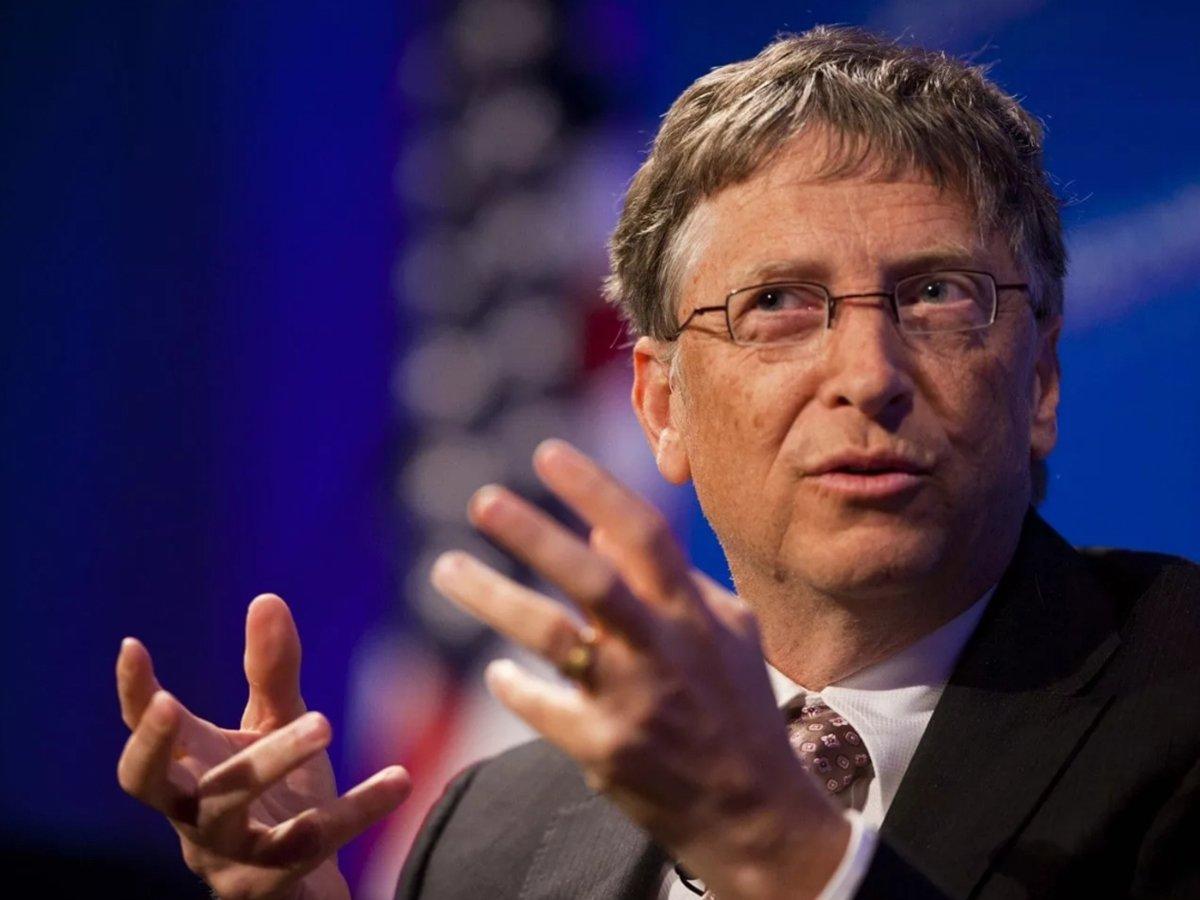Билл Гейтс рассказал, когда закончится пандемия коронавируса