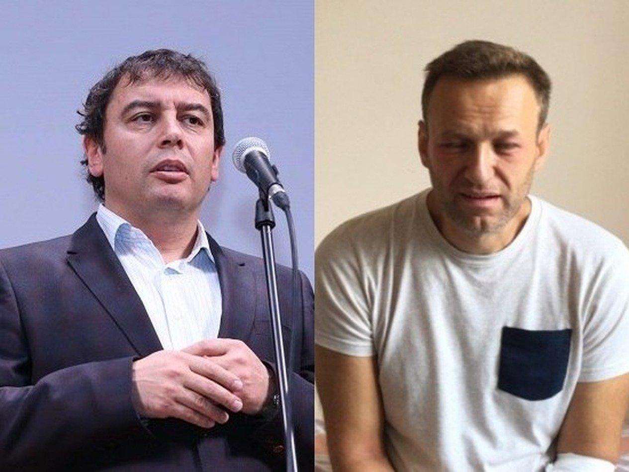 Бизнесмен Зимин, оплативший перелет Навального в Германию, сделал заявление