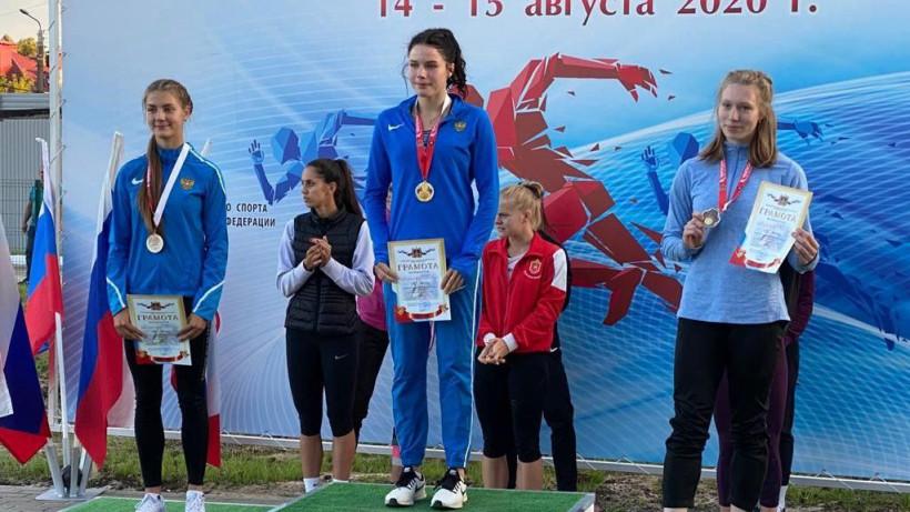 Более 20 медалей завоевали подмосковные легкоатлеты на чемпионате и первенстве ЦФО