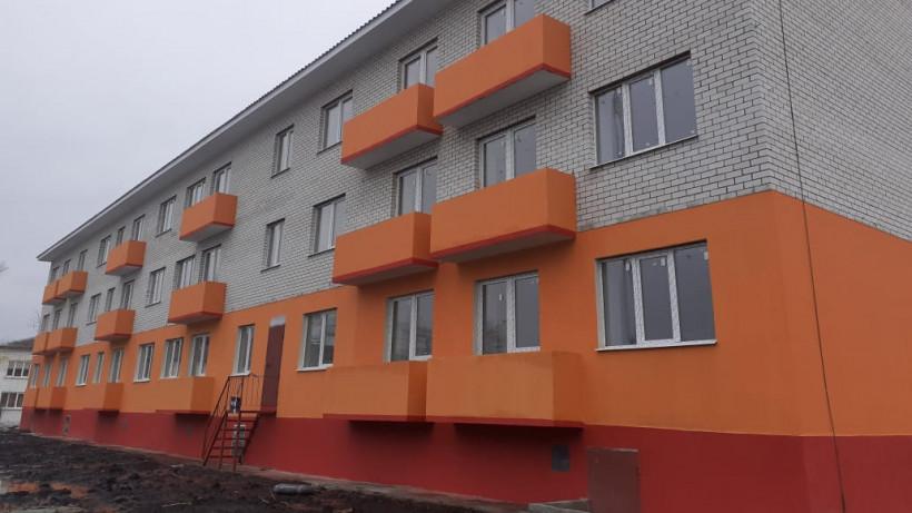 Более 70 человек переедут в новостройку из аварийного жилья в Шатуре