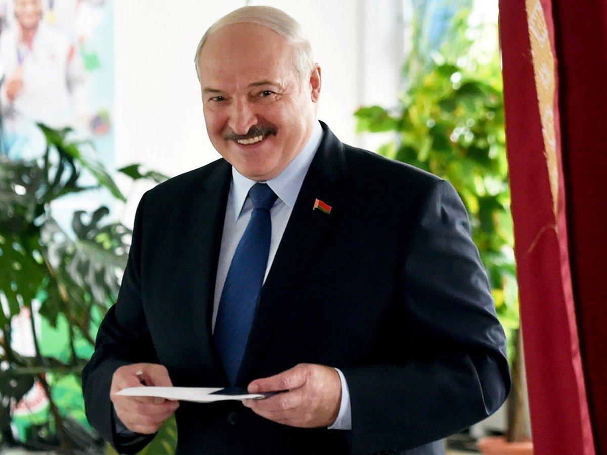 ЦИК Белоруссии объявил Лукашенко победителем на выборах президента