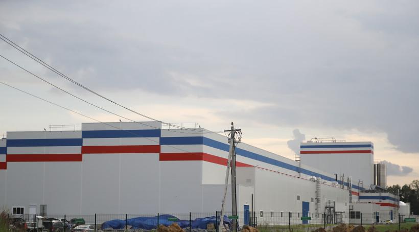 Десять заводов возвели за 5 лет на территории ОЭЗ «Ступино Квадрат»