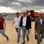 Директор Департамента государственного регулирования в сфере спорта Минспорта России Андрей Марков посетил Кузбасс