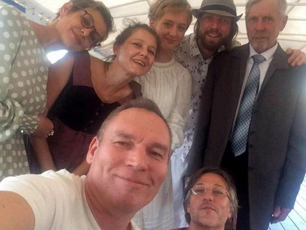 Свадьба дочери Сергея Бодрова