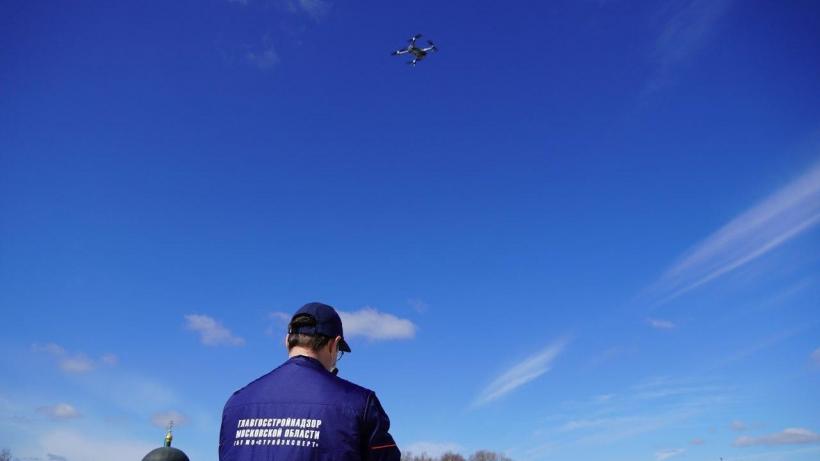 Главгосстройнадзор Подмосковья выявил 8 объектов самовольного строительства за неделю